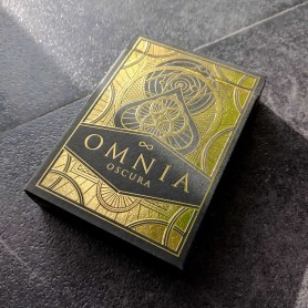 Omnia Oscura Playing Cards Thirdway Industries