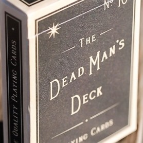 Dead Mans Deck Playing Cards