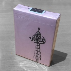 Pink Ace Fulton Casino Playing Cards