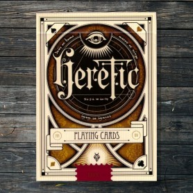 Heretic Playing Cards Stockholm 17
