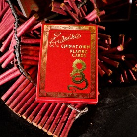 Fultons Chinatown Playing Cards
