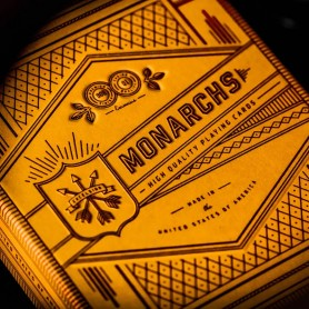 Mandarin Monarch Playing Cards Theory 11