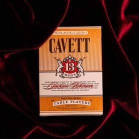 Table Players 4 Cavett Playing Cards