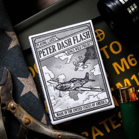 Peter Dash Flash Playing Cards