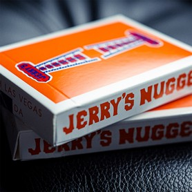 Orange Vintage Feel Jerrys Nuggets