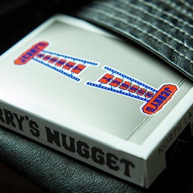 Steel Vintage Feel Jerrys Nuggets Playing cards