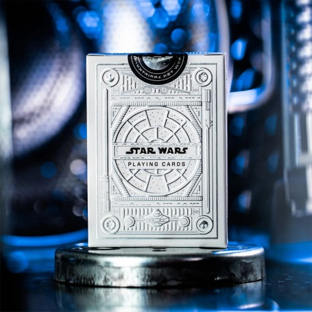 Star Wars The Light Side Playing Cards