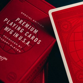 Product Red Playing Cards