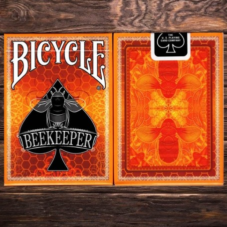 Bicycle Beekeeper Light Playing Cards