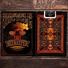 Bicycle Beekeeper Dark Playing Cards