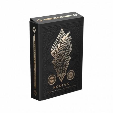 Kodiak Playing Cards by Jody Eklund