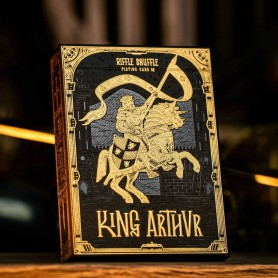King Arthur Golden Knight (Foiled Edition)