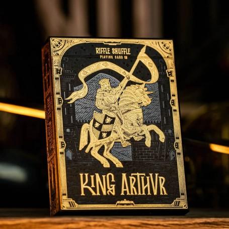 King Arthur Golden Knight (Foiled Edition)