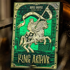 King Arthur Emerald Saga Edition