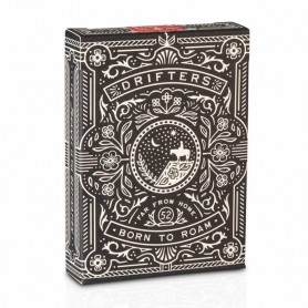 Drifters, Black Edition Playing Cards