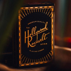 The Hollywood Roosevelt Playing Cards by Theory 11