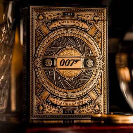 James Bond 007 Premium Playing Cards