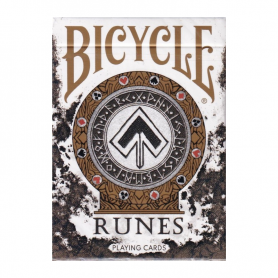 Bicycle Runes Playing Cards