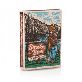 Smokey Bear Playing Cards Tuck