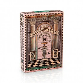 The Lepidopterist Playing Cards