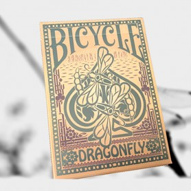 Bicycle Dragonfly Playing Cards