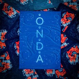ONDA Ultramarine Playing Cards