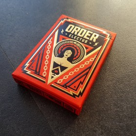 Order Electus Playing Cards