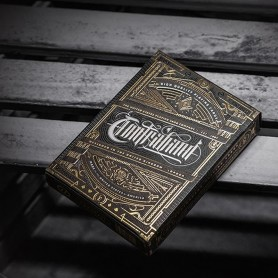Contraband Playing Cards Theory 11