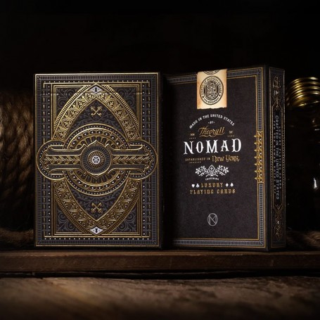 NoMad Playing Cards Theory 11