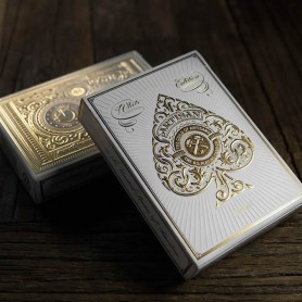 Artisan White Edition Playing Cards