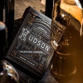 Black Hudson Playing Cards Theory 11