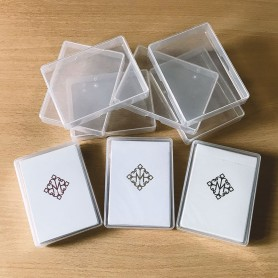 Playing Card Protectors / Storage Box