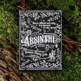 Absinthe V2 Playing Cards Ellusionist