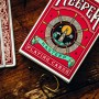 Red Keepers Playing Cards