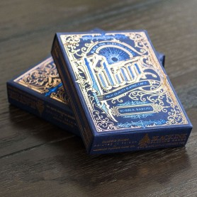 Titans The Robber Baron Edition Playing Cards