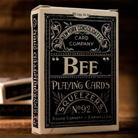 Bee Squeezers No92 Playing Cards - Dan & Dave