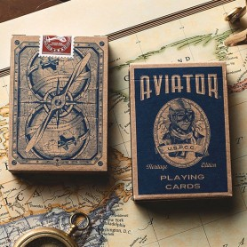 AVIATOR® Heritage Edition Playing Cards