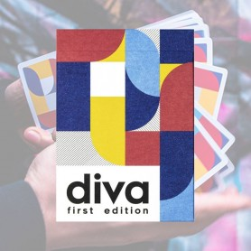 Diva First Edition Playing Cards