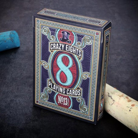 Crazy Eight's Playing Cards