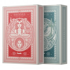 Odissea Aegis & Nemises Playing Cards