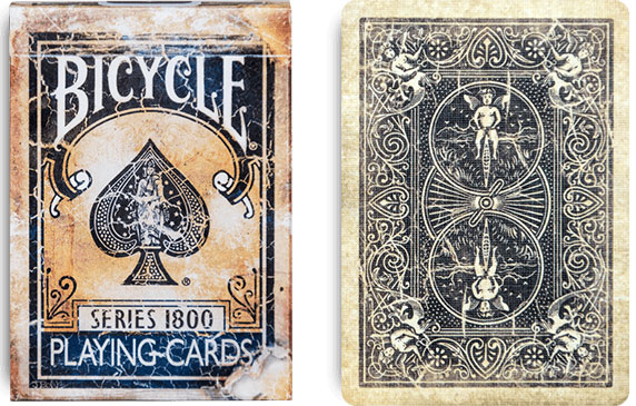 Bicycle Vintage 1800 Playing Cards