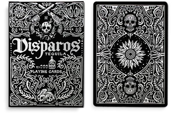 Disparos Playing Cards
